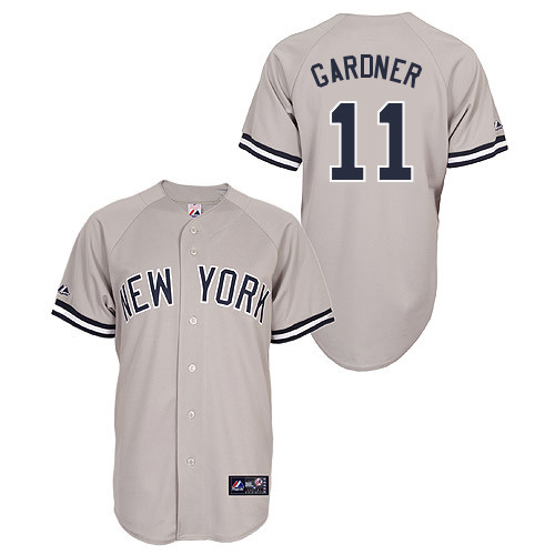 newest 691e1 18028 Brett Gardner #11 Youth Baseball Jersey-New York Yankees ...