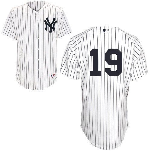 Masahiro Tanaka #19 MLB Jersey-New York Yankees Men's Authentic Home White Baseball Jersey